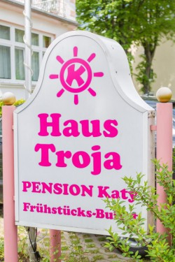 Pension Katy im Haus Troja Warnemünde